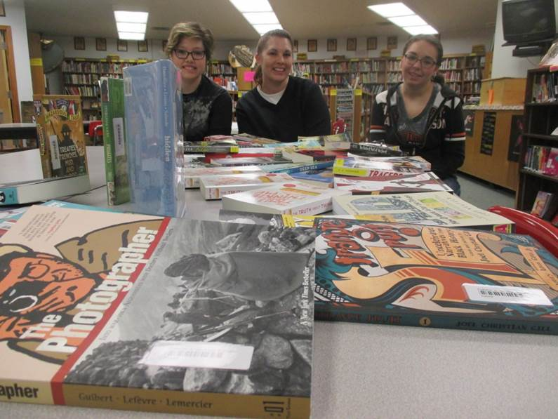 Potlatch School Libraries Project